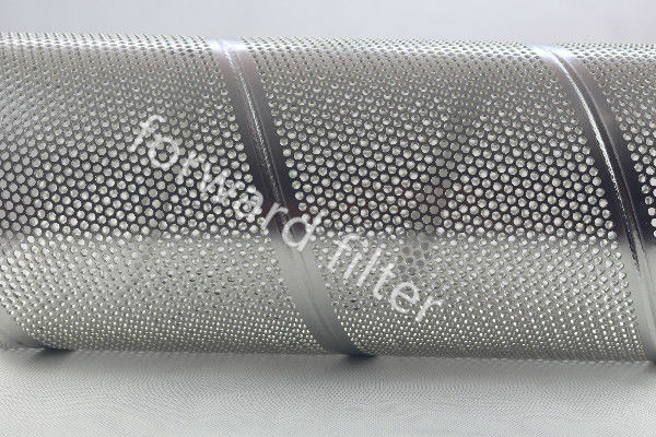 Spiral Perforated Tube